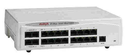 מרכזית Avaya IP Small Office