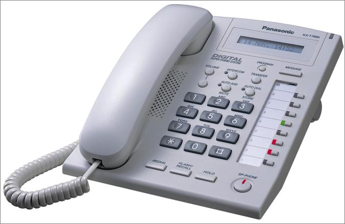 טלפונים חכמים דיגיטאליים פנסוניק